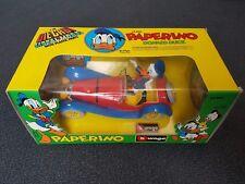 Bburago Jaguar SS 100 1937 PAPERINO Donald Duck Walt Disney 8006 1984-86 OVP