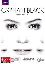 Orphan Black SEASONS 1 - 2 : NEW DVD