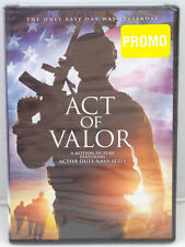 Sealed Act of Valor DVD Widescreen With Deleted Scenes & Directors Commentary