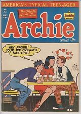 Archie Comics #32 F- Very solid copy !