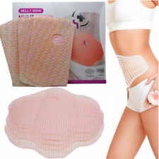 15Pcs Quick Slimming Patch Set Glamorous Belly Abdomen Fat Burning Navel Sticker