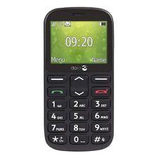 Doro 1360 Unlocked 2G Dual SIM Mobile Phone Bluetooth + Large Keypad