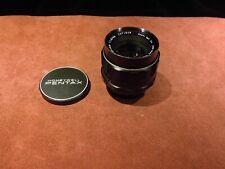 Pentax 55mm f/1.8 Super Takumar M42 Screw Mount Manual Focus Lens