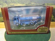 EFE. AEC MkV Oval Tanker. Milk Marketing Board. Blue. 1:76. 32601