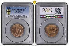 O1479 5 Centimes Dupuis 1916 FDC !! ->Faire offre
