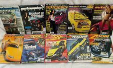 Car Magazines x 10 Bulk Lot #19
