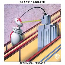 BLACK SABBATH CD - TECHNICAL ECSTASY [REMASTERED](2016) - NEW UNOPENED