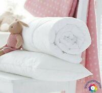 2 Pcs Lovely Baby Cot Bedding Set Duvet Quilt Pillow Anti Allergy