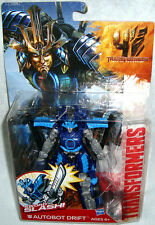 Transformers 4 Age of Extinction Autobot Drift W/ Sword Slash Action Figure MIB!