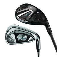 NEW Callaway Golf Rogue X Irons/Hybrids Combo Set ULTRA THIN FACE