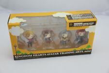 Figurine KINGDOM HEARTS AVATAR TRADING ARTS Mini Cloud Sora Riku Axel neuf !