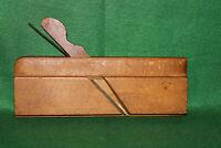 "Fine Antique Vintage Auburn Tool Co Auburn, NY 1/4"" Bead Moulding Plane Inv#EB65"
