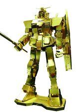 NEW Tenyo Metallic Nano Puzzle Premium Series Gold RX-78-2 Gundam TMPG-03 F/S
