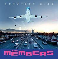 The Members - Greatest Hits - All The Singles (NEW CD)