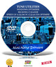 TUNE UTILITIES - SPEED UP MY PC - REGISTRY CLEANER WINDOWS PRO SOFTWARE CD