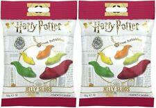 2x Harry Potter Jelly Belly jelly lumache Gummi CANDY le lumache 56g Americano Dolci