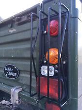 LANDROVER  DEFENDER 110 HI-CAPACITY PICK UP REAR LIGHT GUARDS