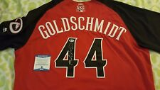 Paul Goldschmidt signed Dbacks Majestic 2015 All Star Jersey Beckett/BAS C51978