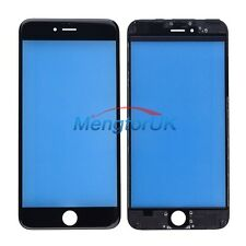 Front Screen Glass Lens with LCD Digitizer Frame for iPhone 6 Plus 5.5'' Black