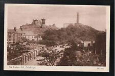 L@@K The Calton Hill Edinburgh 1900's Postcard ~ GOOD QUALITY CARD