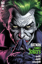 BATMAN THREE JOKERS #2 (OF 3) (30/09/2020)
