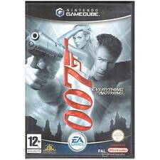 PLAYSTATION 2 007 JAMES BOND EVERYTHING OR NOTHING PAL PS2 [UVG] JAME'S
