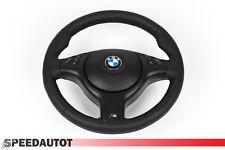 cuir glates volant en BMW E46 M3 M avec écran MULTIFONCTION NOIR AIRBAG