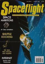 January Spaceflight Science Magazines