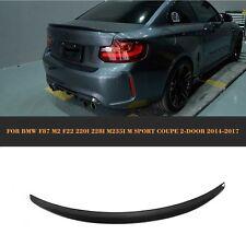 Carbon Dachspoiler Heck Spoiler für BMW 2er F22 F87 M Performance M2 M235i M240i