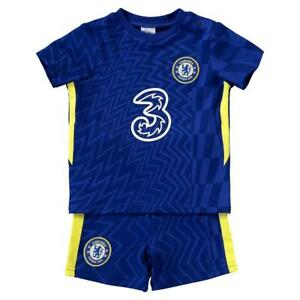 Chelsea FC Baby Kit T-Shirt & Shorts Set | 2021/22