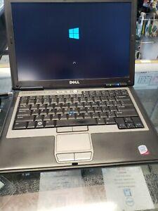 used Dell Latitude D630 Core 2 duo 2.0 GHz 4GB RAM win 10 160gb hdd read ad