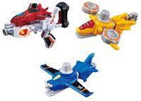 BANDAI Lupinranger VS Patoranger DX VS Changer Lupin Fighter set Japan F/S