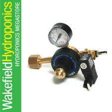 EcoTechnics UNIS CO2 Gas Regulator User Friendly ***CLEARANCE*** HYDROPONICS