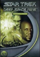 STAR TREK 2.2 DEEP SPACE NINE  4 DVD  COFANETTO