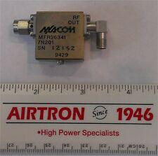 Isolator, M/A-COM, 7N201-50, 875-920 MHz, SMA M-F Ham Radio Microwave