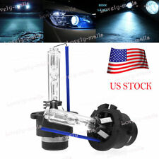 A PAIR OEM HID Xenon D2S Headlight Bulbs Replacement Light 8K Ice Blue US STOCK