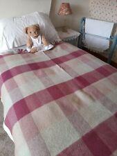 More details for welsh wool blanket 64 x 50