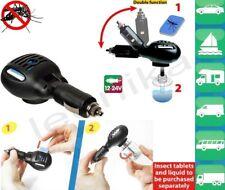 12V CAR ELECTRIC ANTI-MOSQUITO INSECT REPELLER REPELLENT DEVICE CIGARETTE PLUG