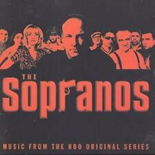 The Sopranos: MUSIC from the HBO ORIGINAL SERIES CD (2002) ***NEW***