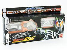 SUPER RARE!! BANDAI Kamen Masked Rider Faiz DX Delta Driver Transformation belt