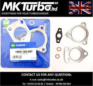 Kia Sorento 2.5CRDi 170HP-125KW 53039880122 53039880144 Turbocharger  GASKET SET