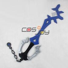 "Cosjoy 39"" Kingdom Hearts Birth By Sleep Aqua Key PVC Cosplay Prop 0012"