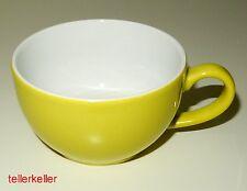 Dibbern Solid Color Kaffeetasse OHNE Untertasse Limone Ø 9,5 / H 5,5