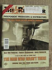 THE HOLLYWOOD REPORTER - August 2001 - Independent Producers & Distributors