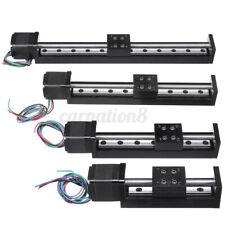 50 200mm Mini T6 Linear Guide Cnc Rail Sliding Stage Actuator Mo