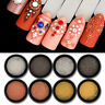 Stainless Steel Nail Beads Mini 3D Nail Decorations Mixed Size Manicure Tools