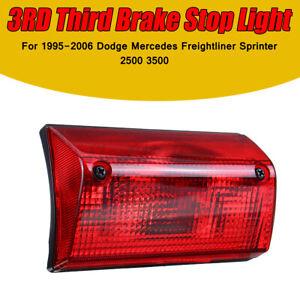 For Dodge Freightliner Sprinter 2500 3500 Rear Third Brake Light Lamp 2002-2006