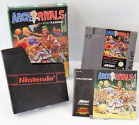 Nintendo NES Spiel - Arch Rivals Ein BasketKrawall + OVP