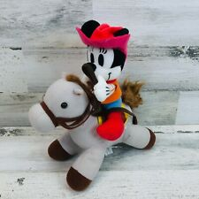 SEGA Ninendo Disney Mickey Mouse Horse Riding Stuffed Plush Toys