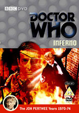 Doctor Who: Inferno (DVD) 2 disc edition - Jon Pertwee is Dr Who - Dir. Camfield